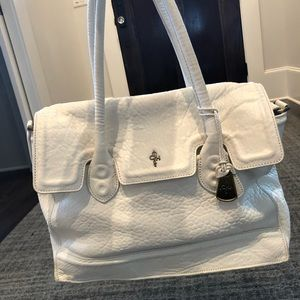 White Cole Haan bag